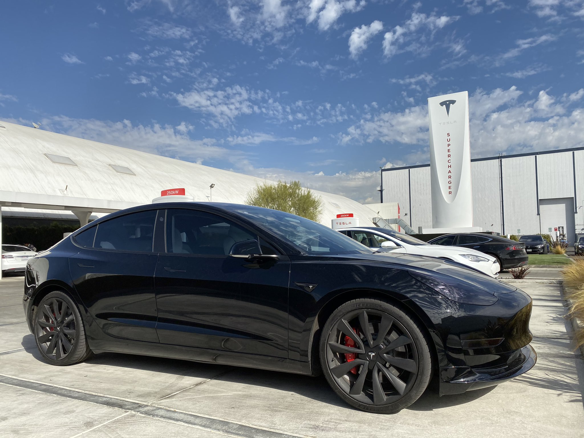 Photos: Why chrome delete your Model 3