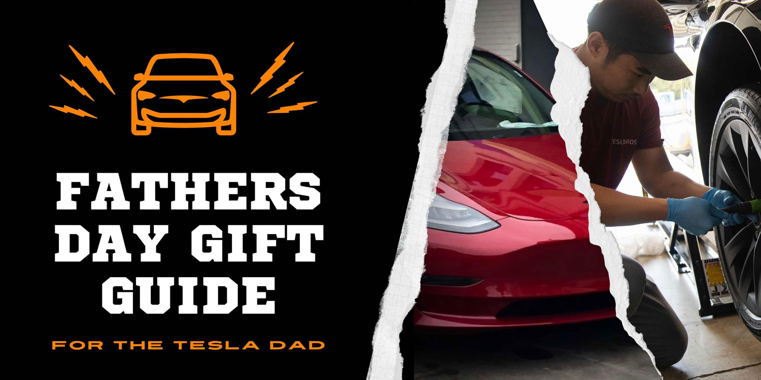 2021 Tesla Father's Day Gift Guide